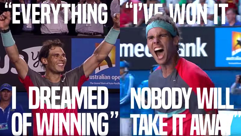 How to Nadal?