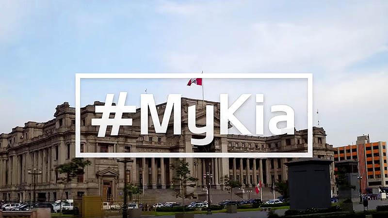 Kia Motors MyKia Projects